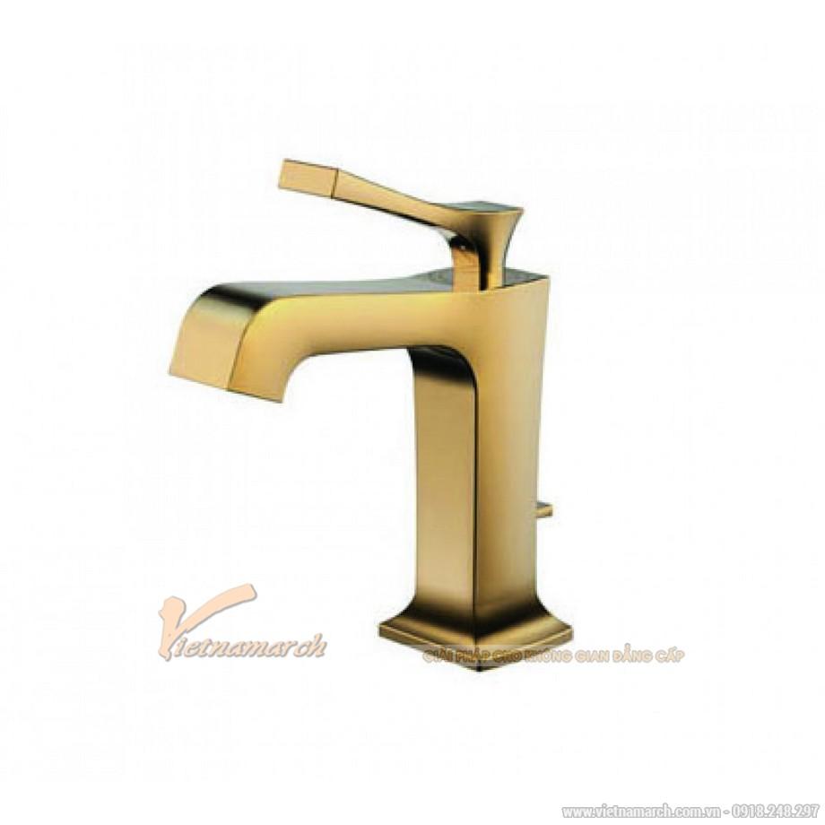 Vòi rửa mặt TOTO DL367#PG mạ vàng