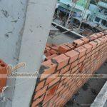 Cách xây tường chống nóng, cách nhiệt