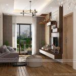 Bộ sưu tập không gian thờ tại phòng khách đẹp nhất 2020 – 2021