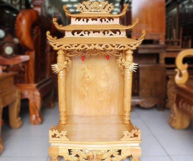 Chuyển bàn thờ Thần Tài – Ông Địa và lưu ý về vị trí
