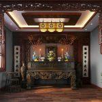 Bố trí bàn thờ Phật như thế nào để mang lại may mắn