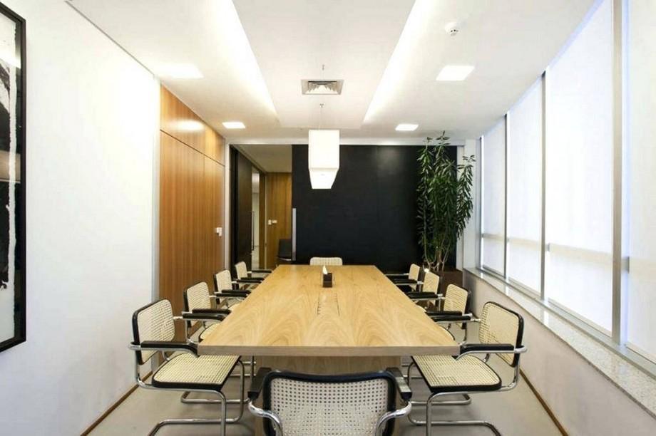 Cách bố trí nội thất phòng họp