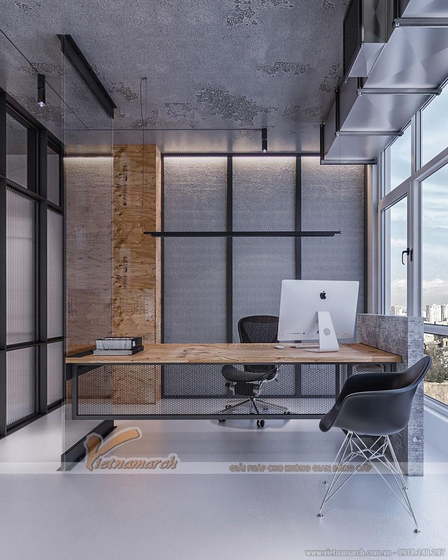 Bố trí nội thất văn phòng giám đốc đẹp