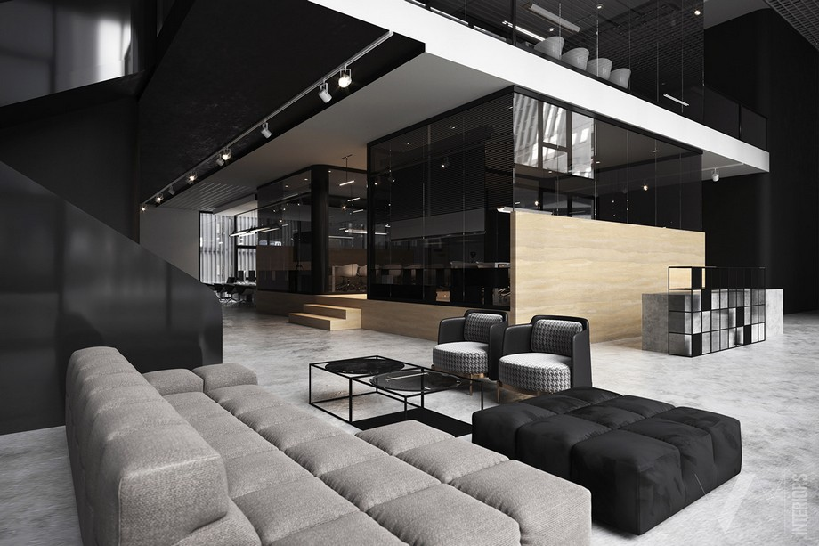 TOP 15 mẫu thiết kế nội thất văn phòng ĐẸP - Hiện đại và Sang trọng