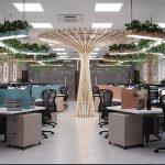 Sự phá cách trong các mẫu thiết kế nội thất văn phòng đẹp tại Hải Phòng – Hiện đại và Sang trọng