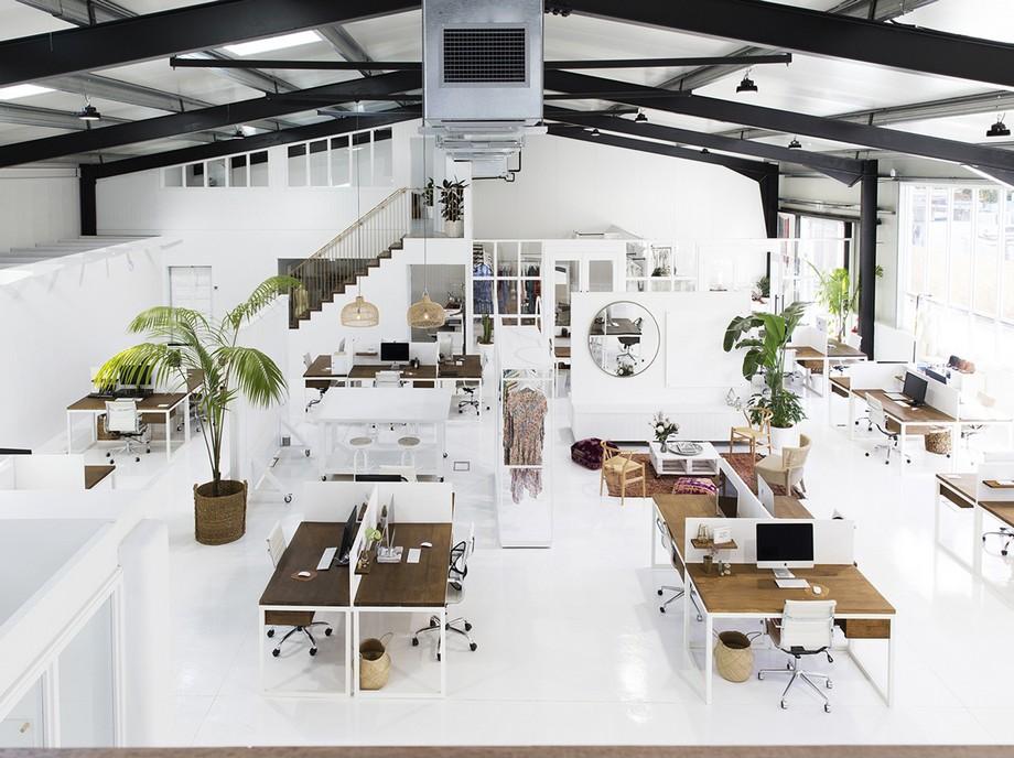 Các ý tưởng để thiết kế văn phòng sáng tạo độc đáo