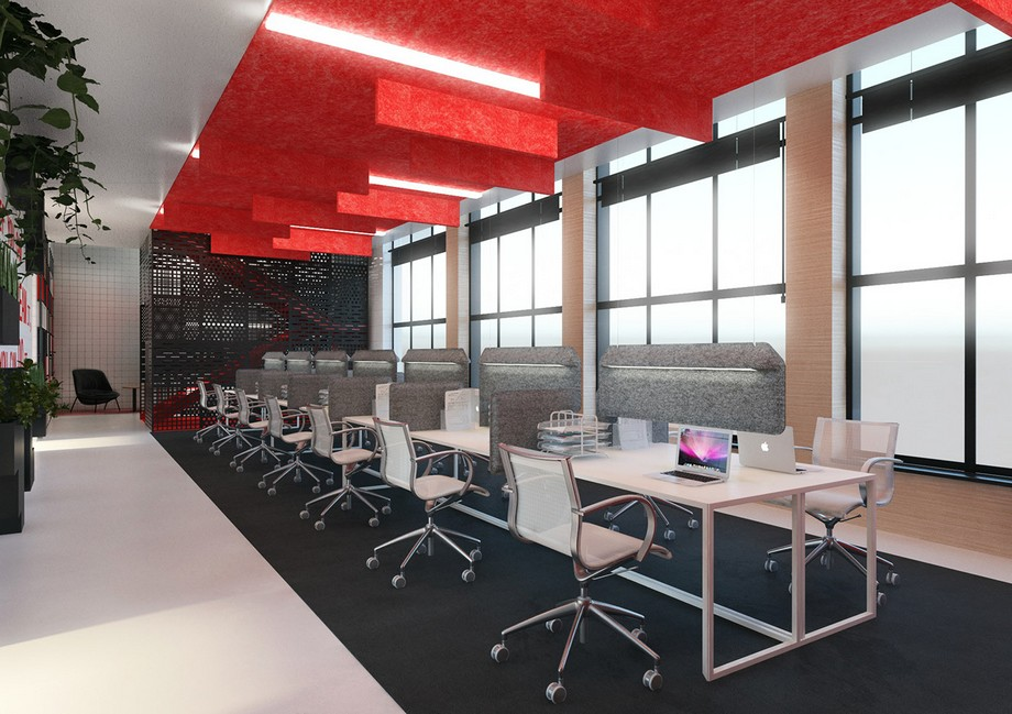 Coworking space đẹp