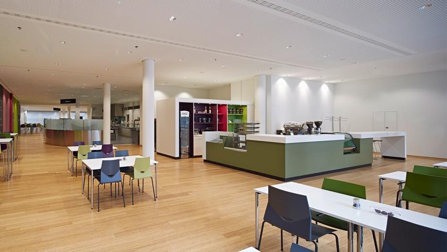 Bật mí: Interacting space - Thiết kế không gian tương tác trong văn phòng