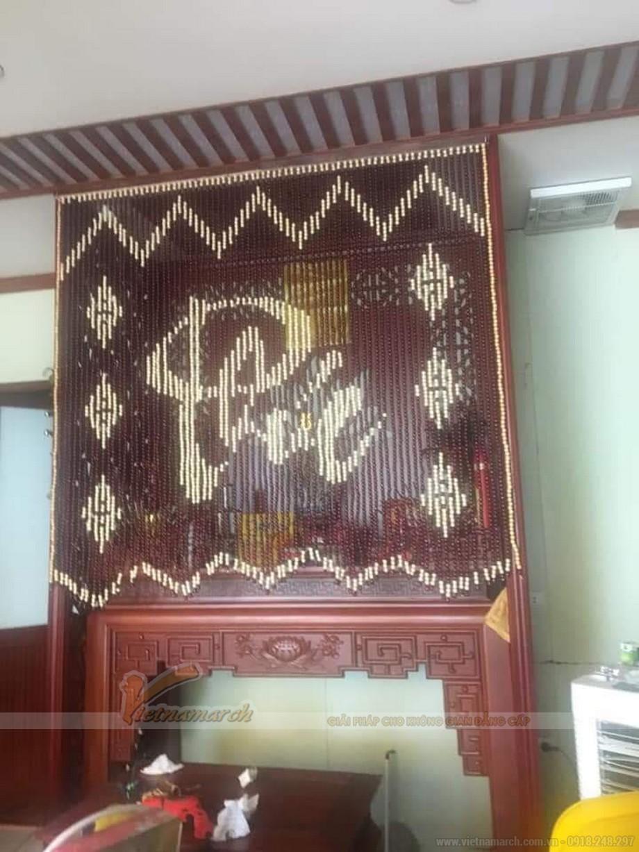 Những lưu ý khi chọn mua rèm phòng thờ