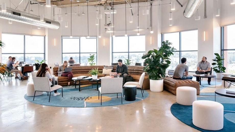 Coworking space là gì?