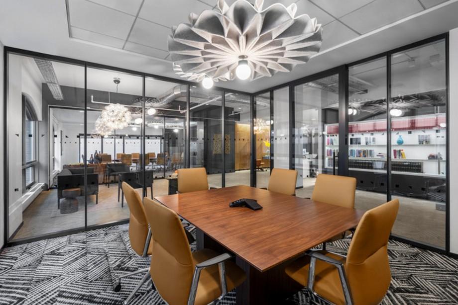 Nội thất cho phòng họp - meeting room