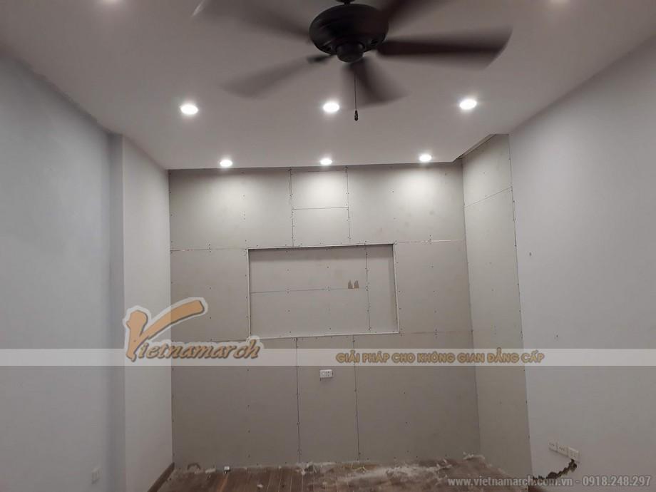 Giải pháp chống nóng cho tường bằng cách ốp thêm tấm vách thạch cao cách nhiệt