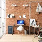 Industrial style: xu hướng mới trong thiết kế văn phòng