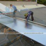 Giải pháp chống ồn cho mái nhà