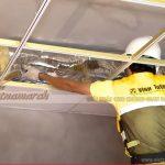 Cách làm trần thạch cao chống nóng