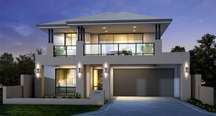 Mẫu thiết kế biệt thự hiện đại, đẹp