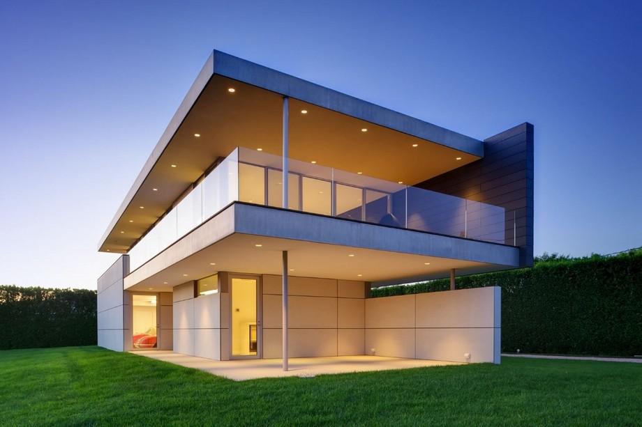 Mẫu thiết kế biệt thự hiện đại