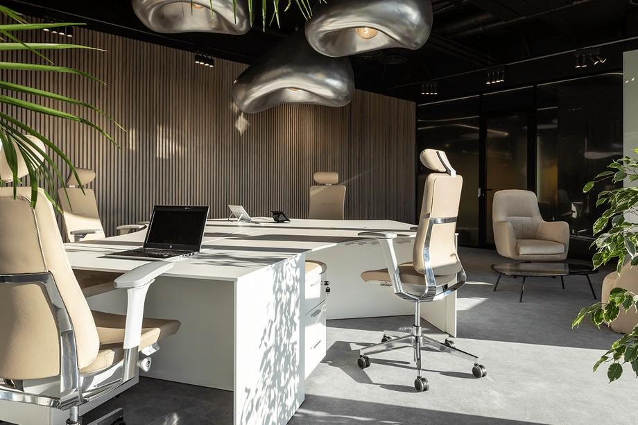 Phòng giám đốc trong coworking space