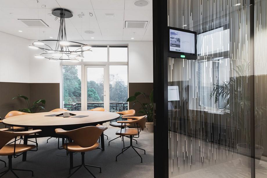 Tư vấn thiết kế văn phòng 200m2 hiện đại và chuyên nghiệp