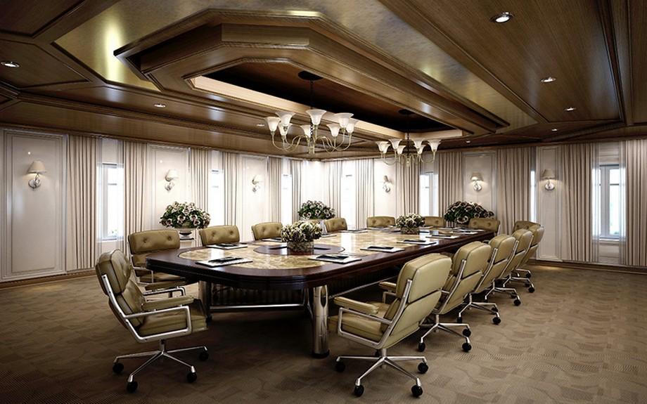 Bố trí phòng họp Conference