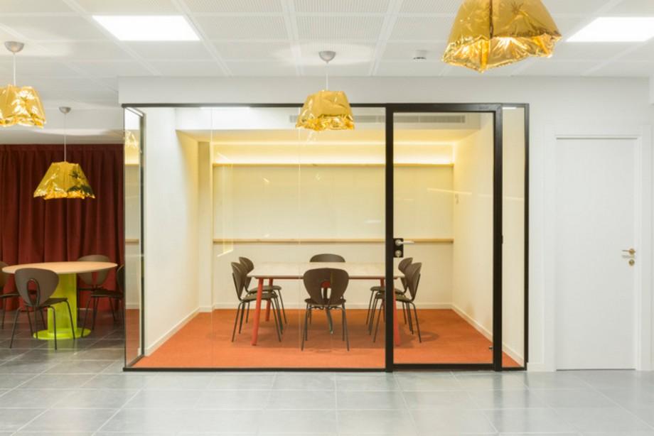 Thiết kế phòng họp nhỏ