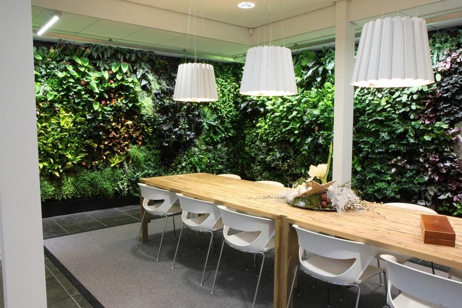 Phòng họp theo phong cách quán cà phê