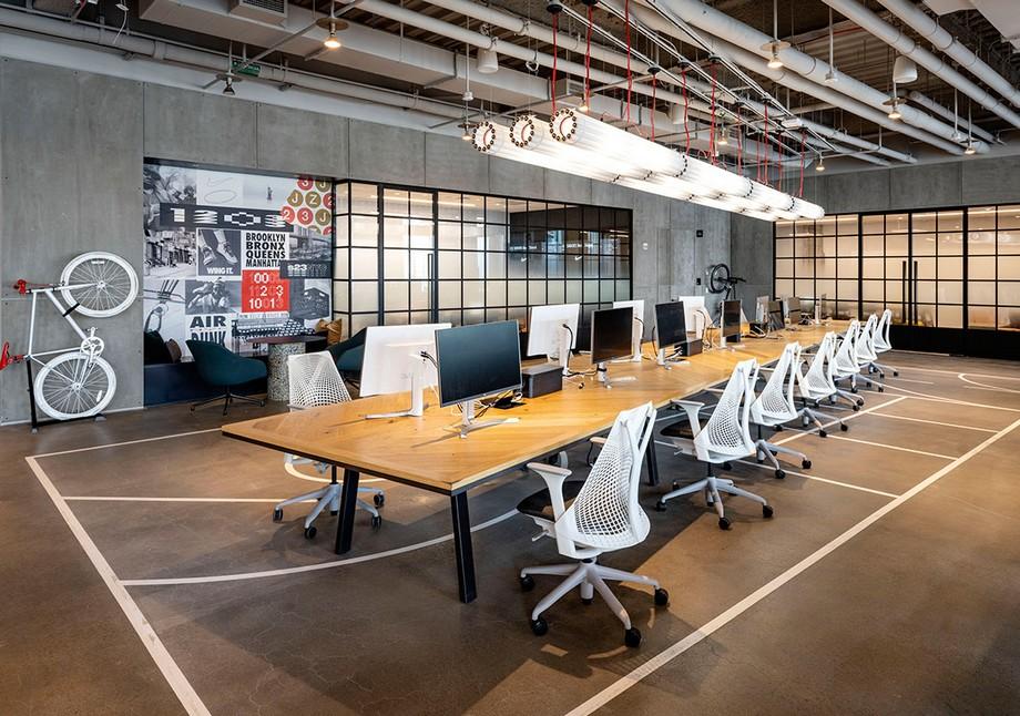 Đầu tư thiết kế nội thất văn phòng theo kiểu ngẫu hứng