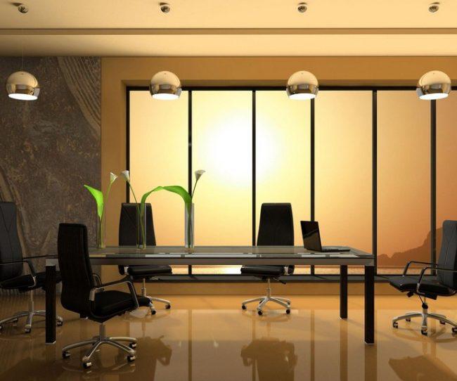 Đầu tư thiết kế văn phòng