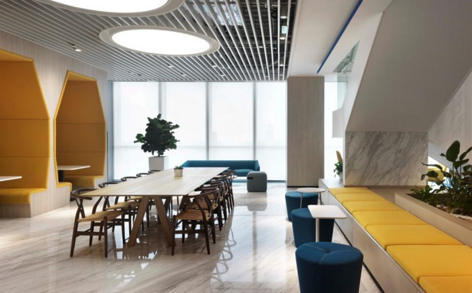 thiết kế nội thất văn phòng tại Cần Thơ