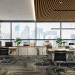 Thiết kế nội thất văn phòng chung cư hiện đại và chuyên nghiệp