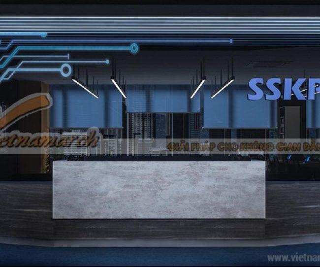 Thiết kế văn phòng công ty SSKPI