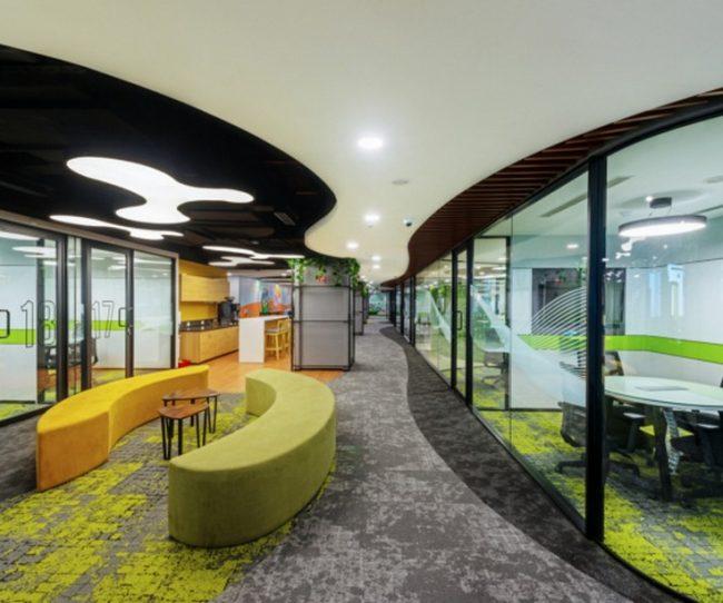 Thiết kế phòng họp hiện đại
