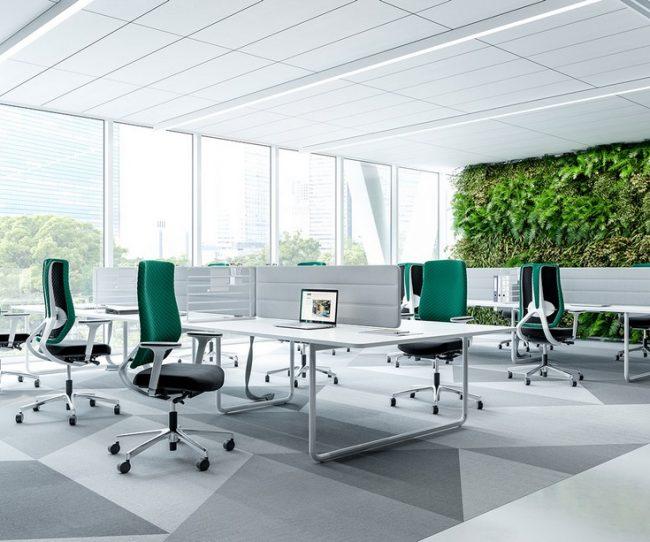 thiết kế nội thất văn phòng giá rẻ