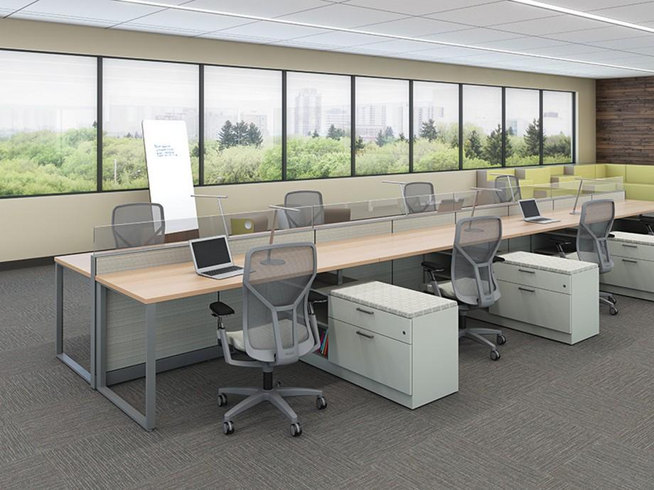 Lựa chọn thiết kế nội thất văn phòng HCM tại Vietnamarch