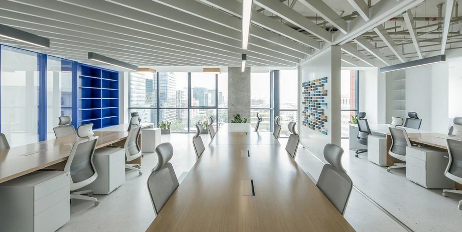 Lưu ý khi thiết kế văn phòng đẹp