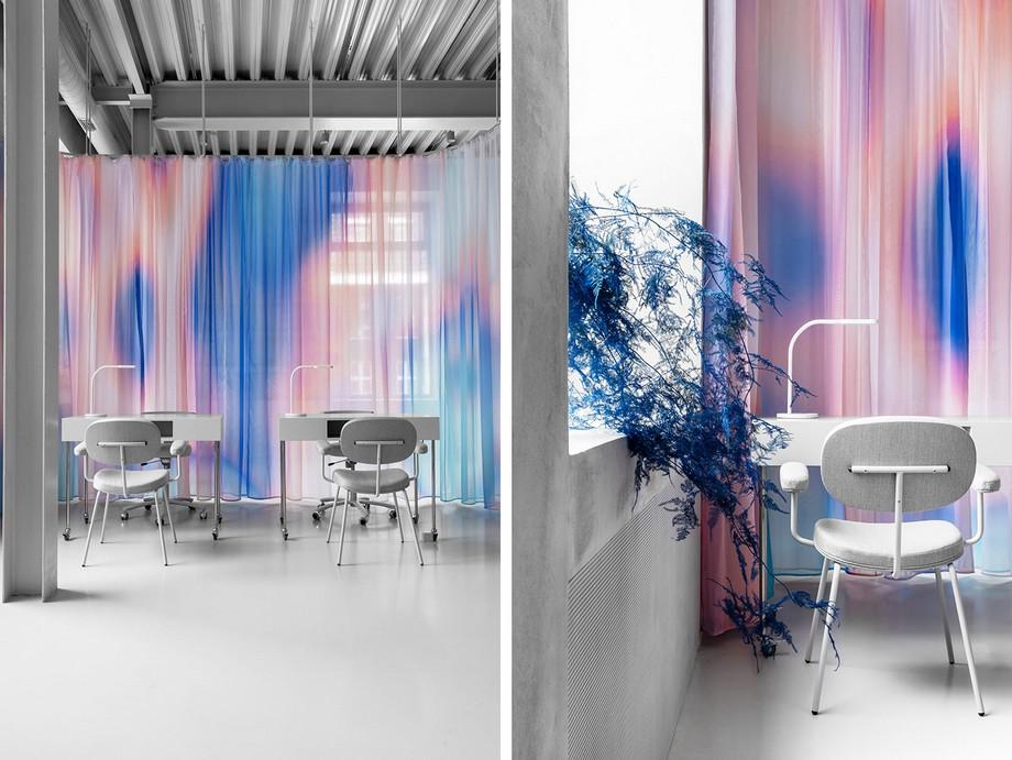 Thiết kế văn phòng sáng tạo bằng nghệ thuật ART DECOR