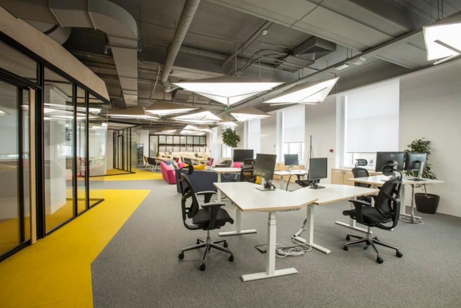 Thiết kế văn phòng theo quy tắc 5S