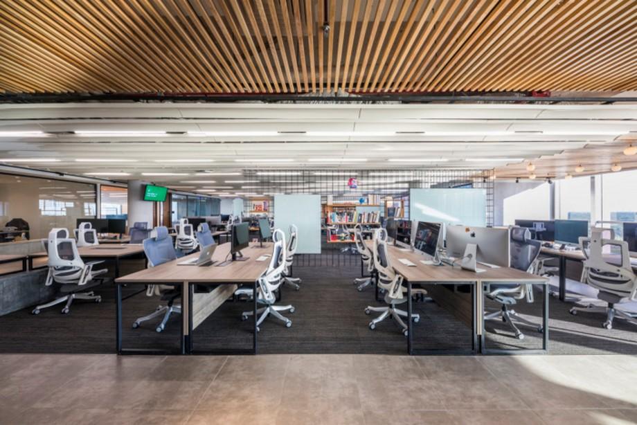Những tiêu chuẩn khi thực hiện 5S trong thiết kế văn phòng