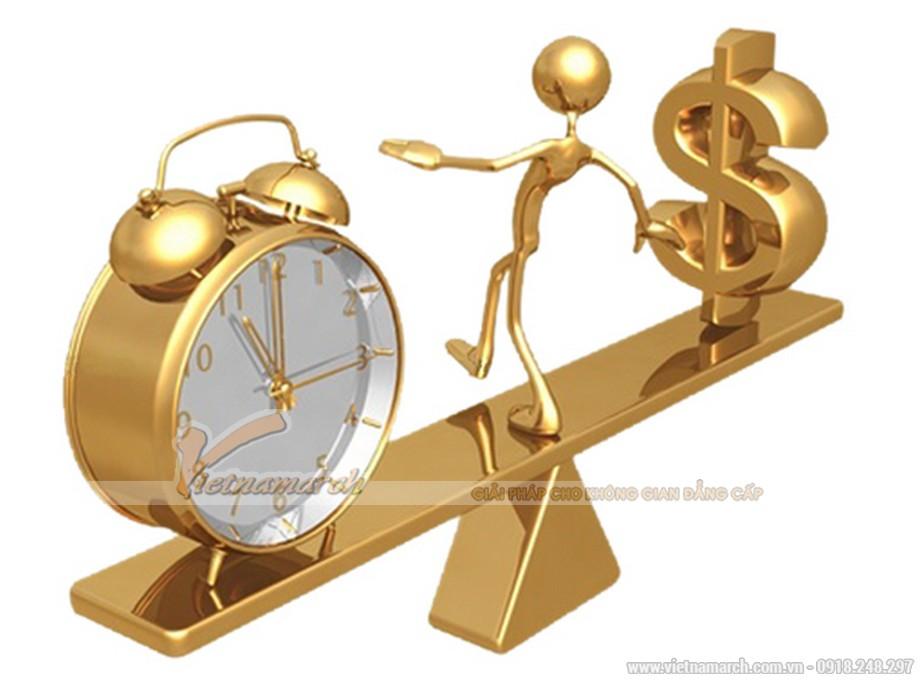 Thời gian là vàng
