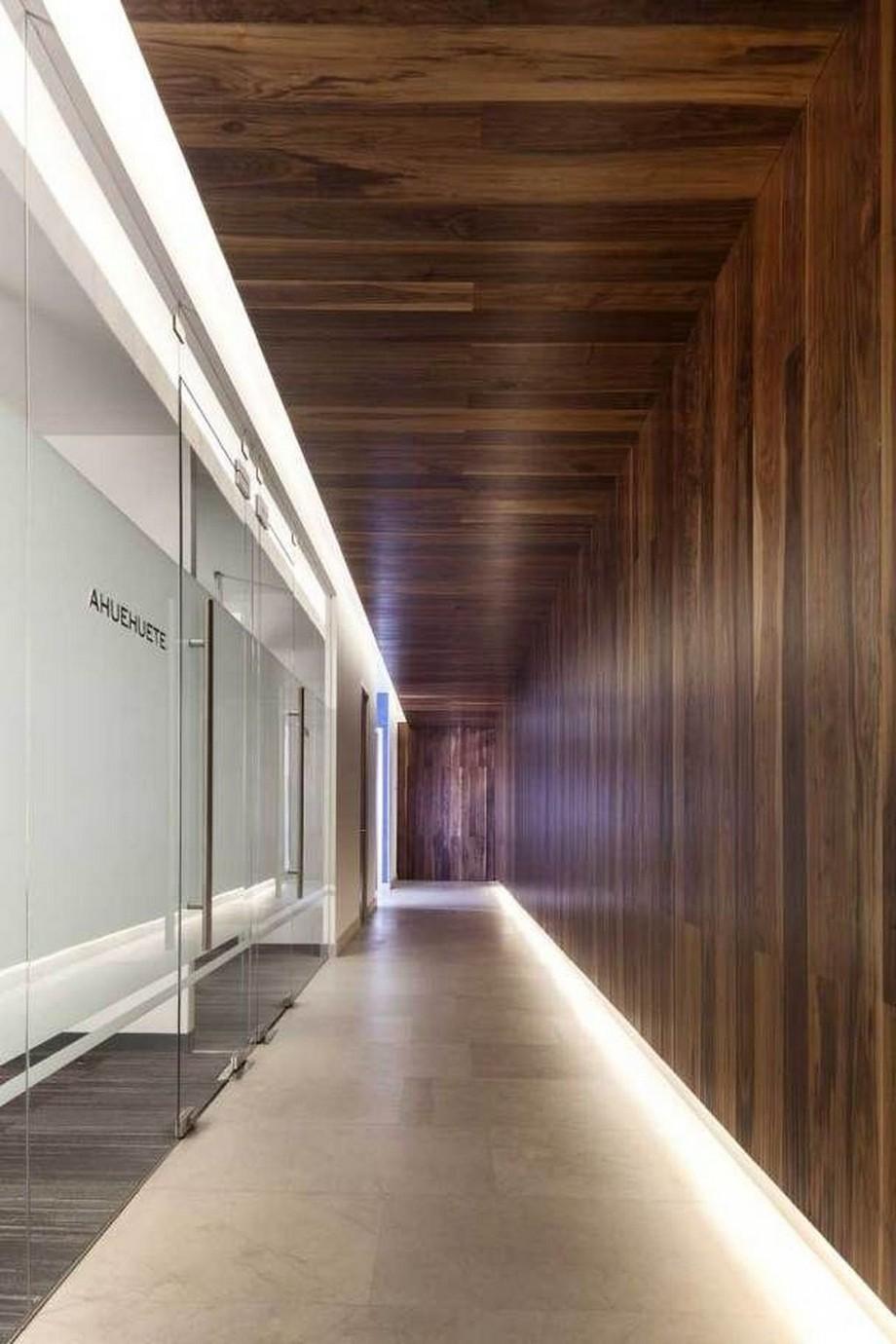 Tương phản trong thiết kế nội thất văn phòng