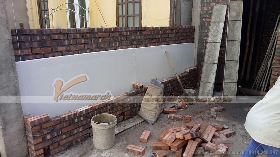 Giải pháp chống nóng cho tường bằng cách xây tường với vật liệu cách nhiệt