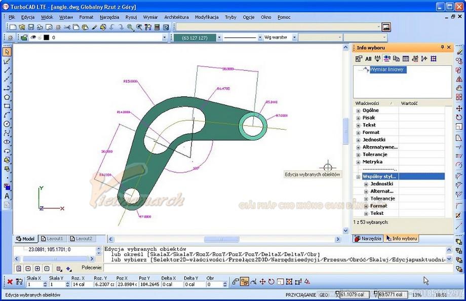 Thiết kế văn phòng 3D với phần mềm TurboCAD Pro LTE