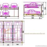 Hệ thống đỗ xe 2 tầng – Giải pháp đỗ xe thông minh và tiết kiệm chi phí