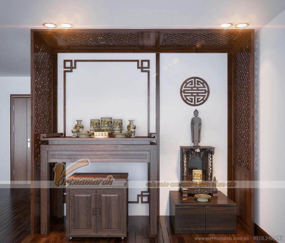 Bàn thờ đẹp Nguyễn Xiển