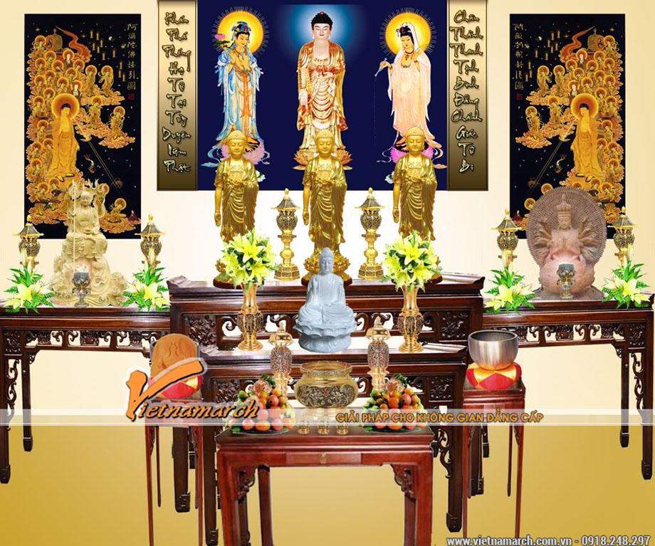 Cách thờ cúng Phật Bà Quan Âm đón vận may vào nhà