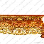 Bàn thờ sơn son thếp vàng liệu có còn phù hợp với giá trị thẩm mỹ hiện đại?