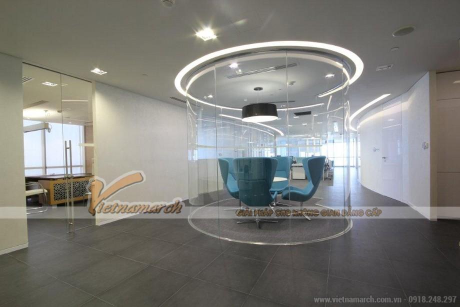 Bố trí phòng họp văn phòng (meeting room)