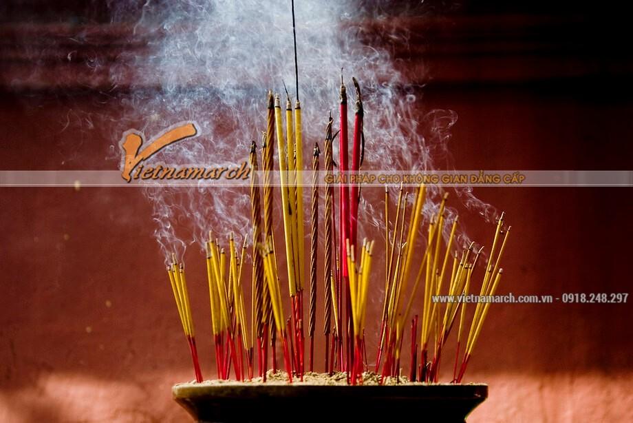 Cách lập bàn thờ gia tiên theo văn hóa người Việt