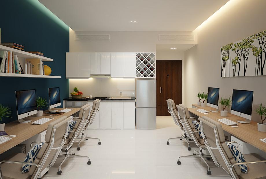 Nhà ở kết hợp văn phòng - xu hướng tối ưu cho tại những thành phố lớn