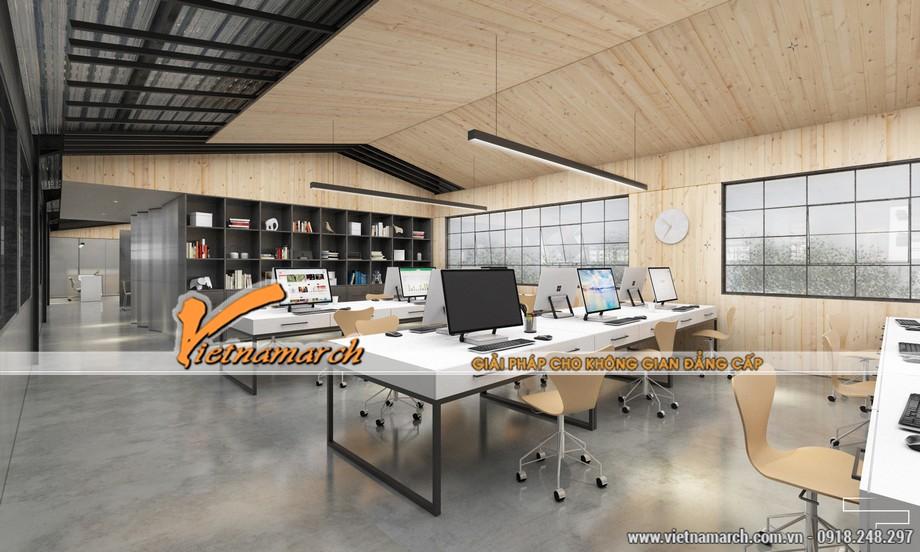 Hãy chọn một văn phòng có môi trường phù hợp với tính chất công việc của bạn